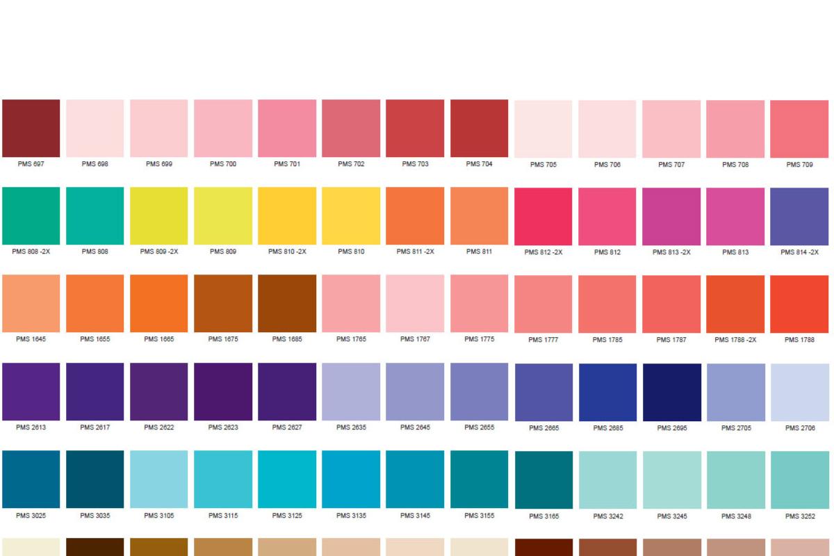 Pantone laddicted for Pantone paint colors