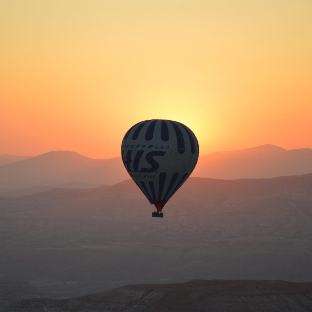 viaggi Mongolfiera Turchia Cappadocia