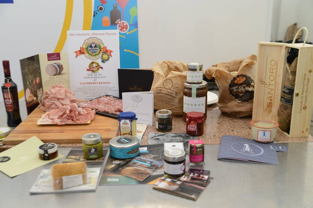 dispensa foodblogger contest Roma Golosa