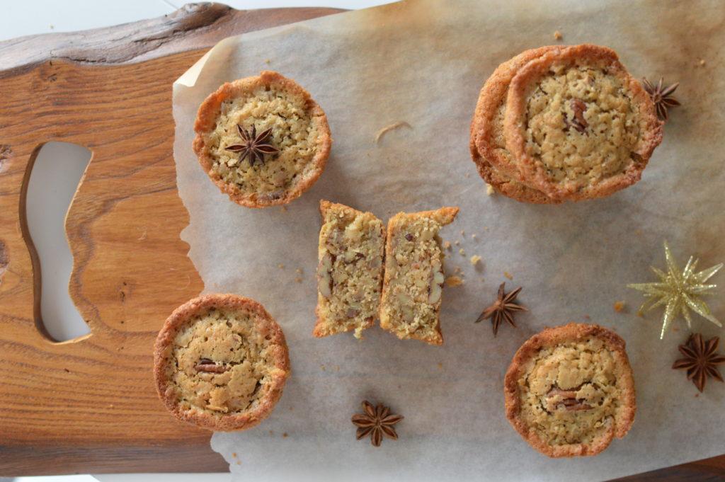 noci pecan muffins