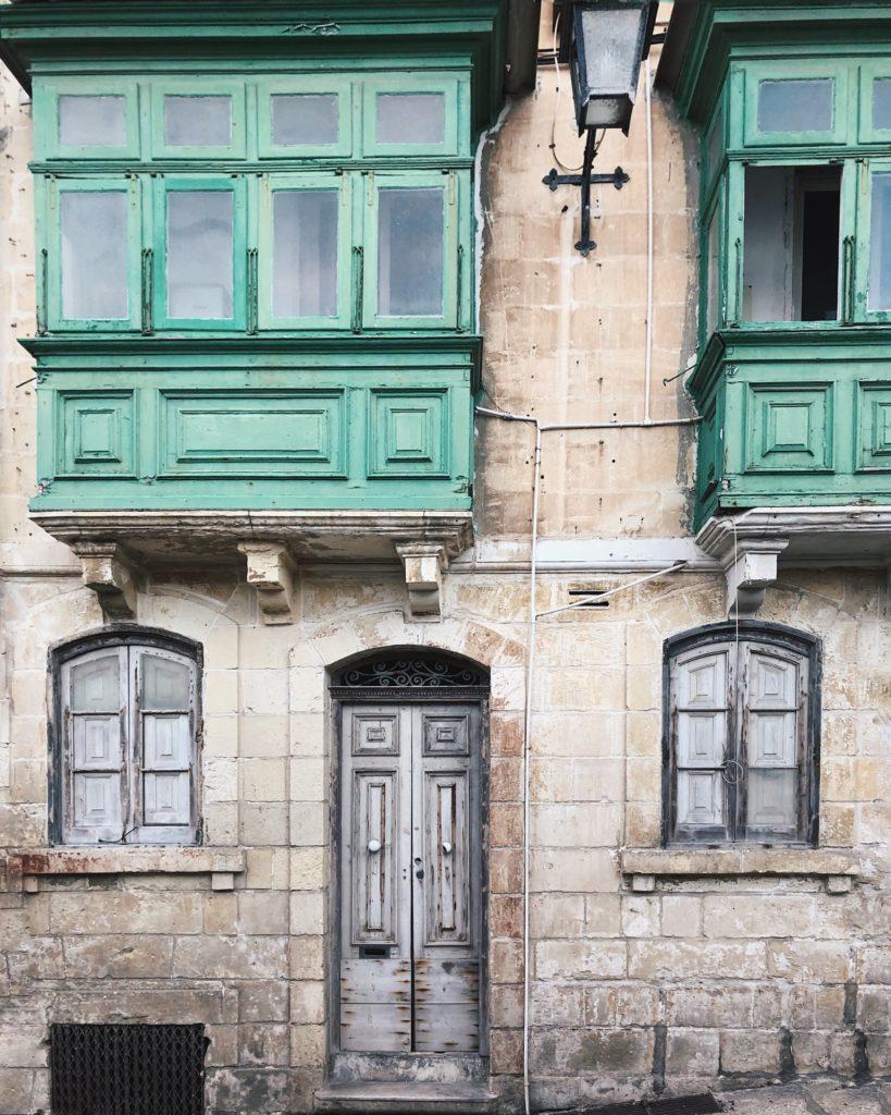 Malta doors la Valletta