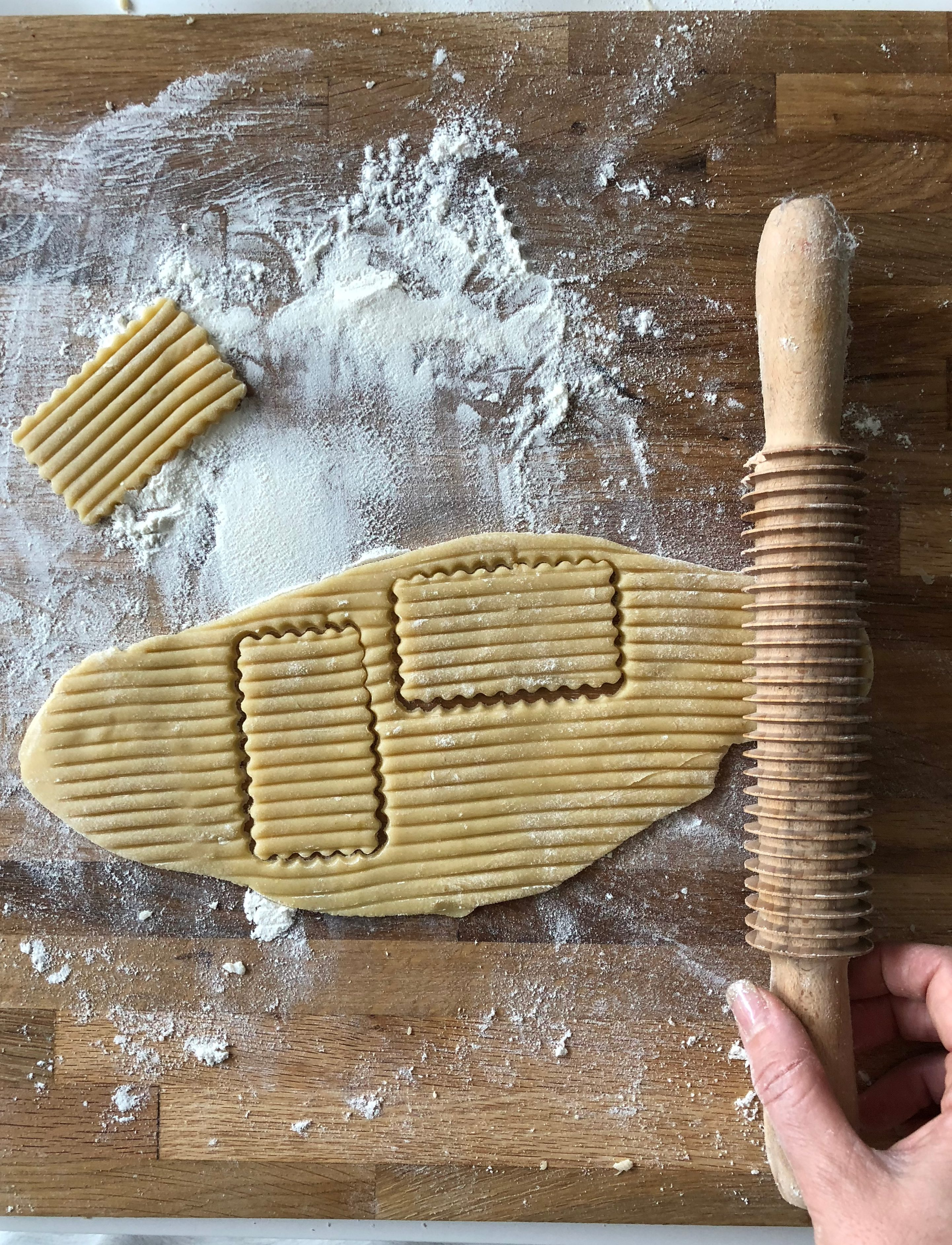 biscotti mille righe