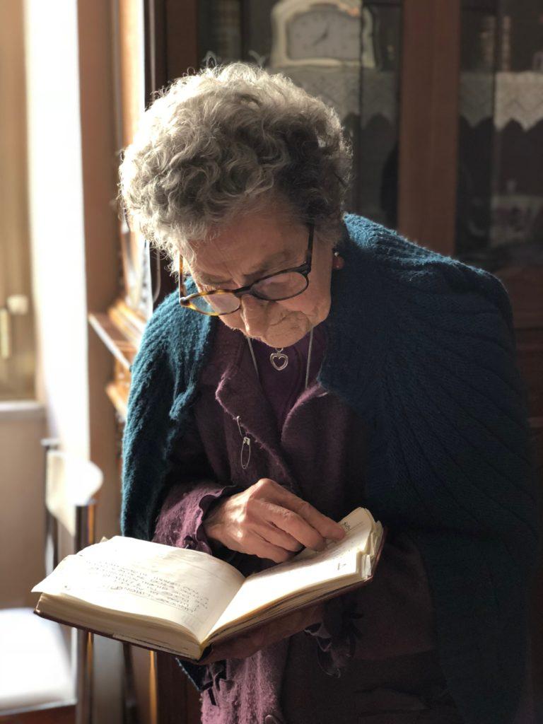 Nonna Cecilia ricetta amaretti