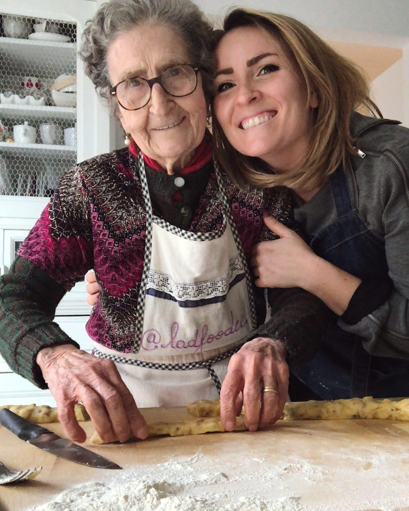 tozzetti di Nonna Cecilia