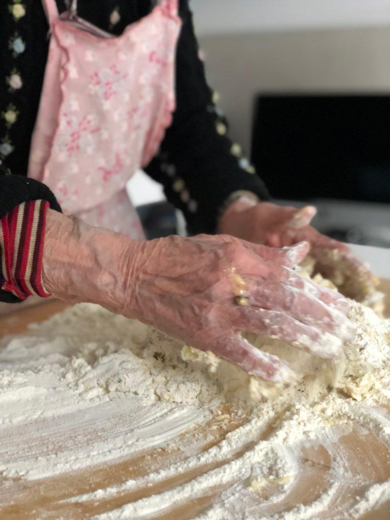 i pizzicotti di Nonna Cecilia