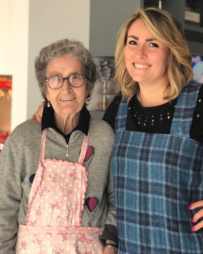 @ladfoodie e Nonna Cecilia