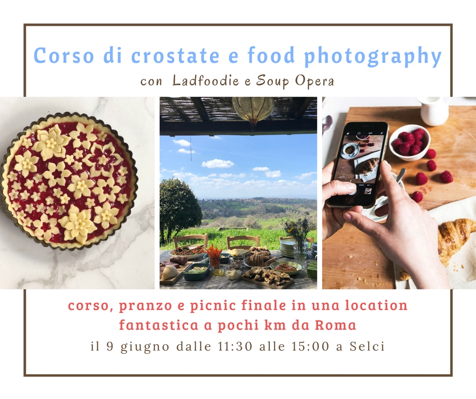 corso pasta frolla ladfoodie