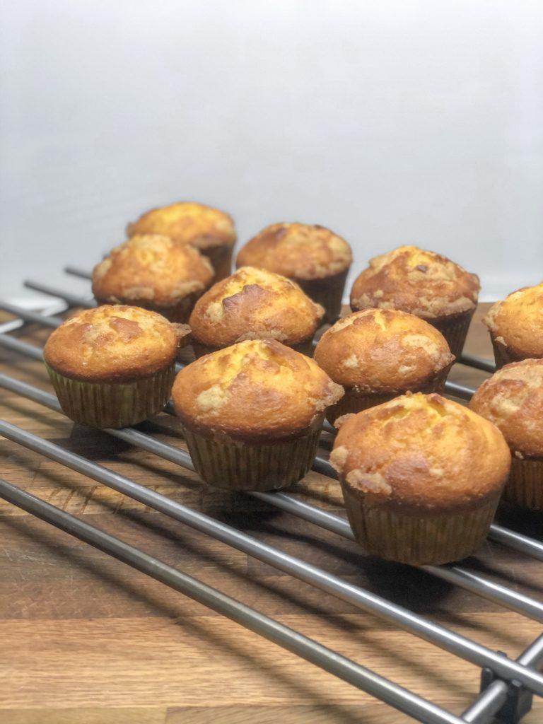 muffins ai mandarini