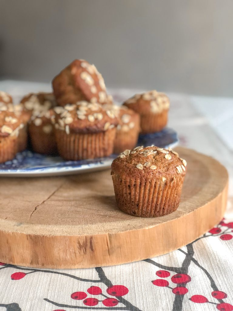 fall winter muffins