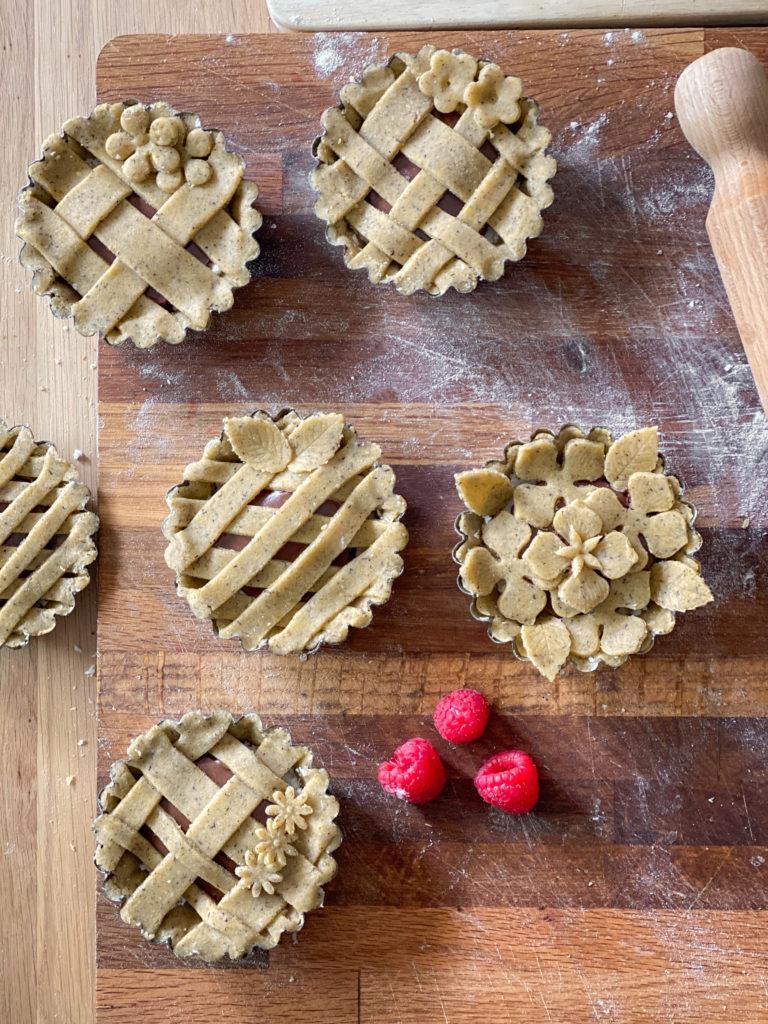 crostatine choco cocco